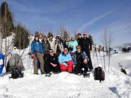 VBC Schneeschuhtour